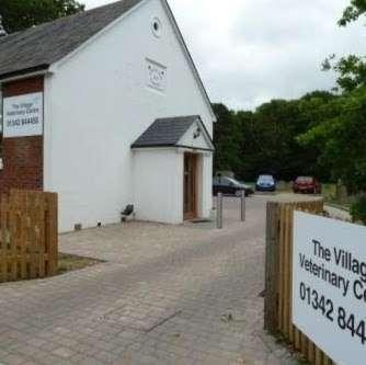 The Village Veterinary Centre - Smallfield branch - veterinary care    Photo 1 of 1   Address: Ebenezer Chapel, Chapel Road, Smallfield RH6 9JH, UK   Phone: 01342 844455