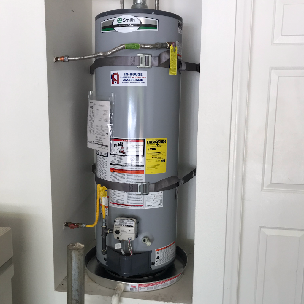 In House Plumbing & HVAC Inc - plumber  | Photo 7 of 10 | Address: 4553 E Vegas Valley Dr, Las Vegas, NV 89121, USA | Phone: (702) 400-4335