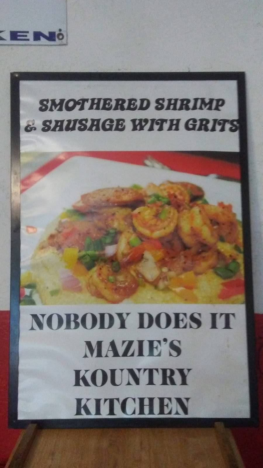 Mazie Restaurant - meal takeaway  | Photo 4 of 10 | Address: 7525 NW 22nd Ave, Miami, FL 33147, USA | Phone: (305) 691-6161