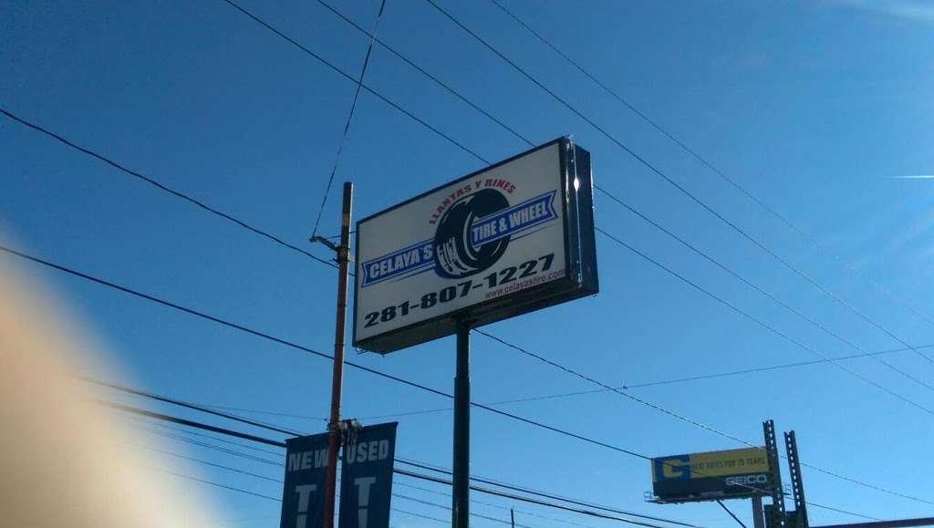Celayas Tire & Wheel - car repair  | Photo 4 of 4 | Address: 9102 Farm to Market 1960 Rd W, Houston, TX 77070, USA