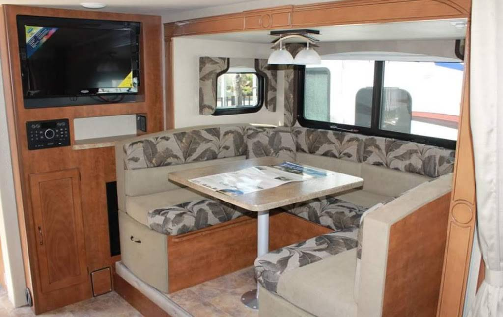 RV Camping Rental - car dealer  | Photo 8 of 10 | Address: NO PHYSICAL STORE, Pacific Beach Dr, San Diego, CA 92109, USA | Phone: (619) 341-5606