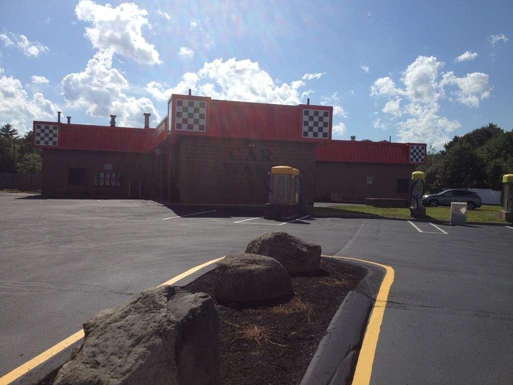 Speedway Car Wash - car wash  | Photo 2 of 2 | Address: 832 N Bedford St, East Bridgewater, MA 02333, USA | Phone: (508) 378-8157