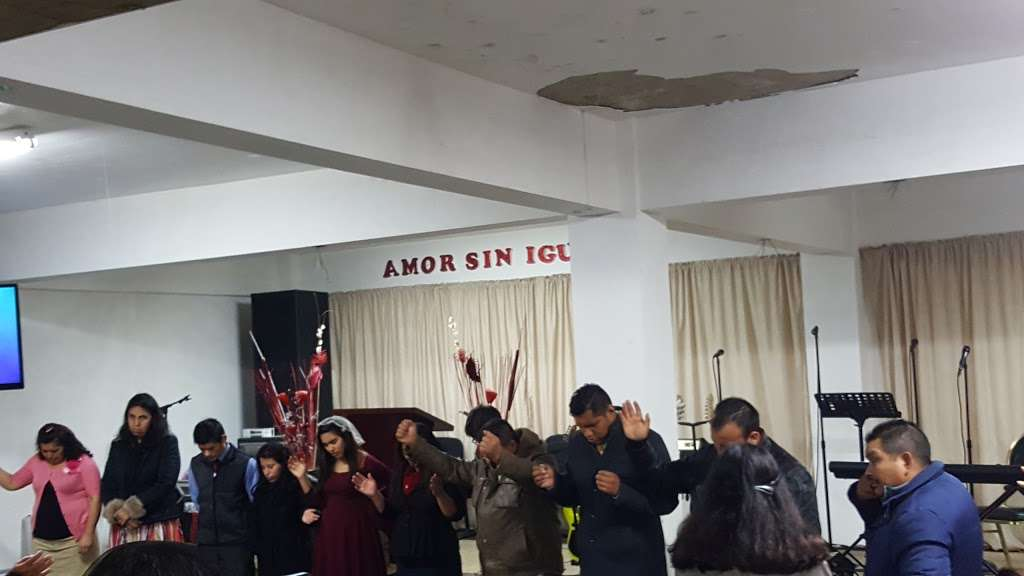 "Asamblea Apostolica ""Monte Olivar"" - church    Photo 1 of 3   Address: Monte Trichi Norte 4850, Las Cumbres, 22545 Tijuana, B.C., Mexico   Phone: 664 440 7654"