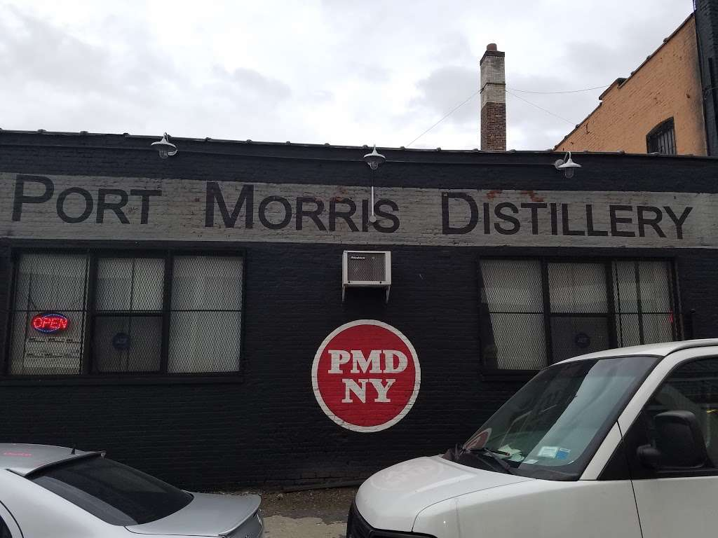 Port Morris Distillery - store  | Photo 3 of 10 | Address: 780 E 133rd St, Bronx, NY 10454, USA | Phone: (718) 585-3192