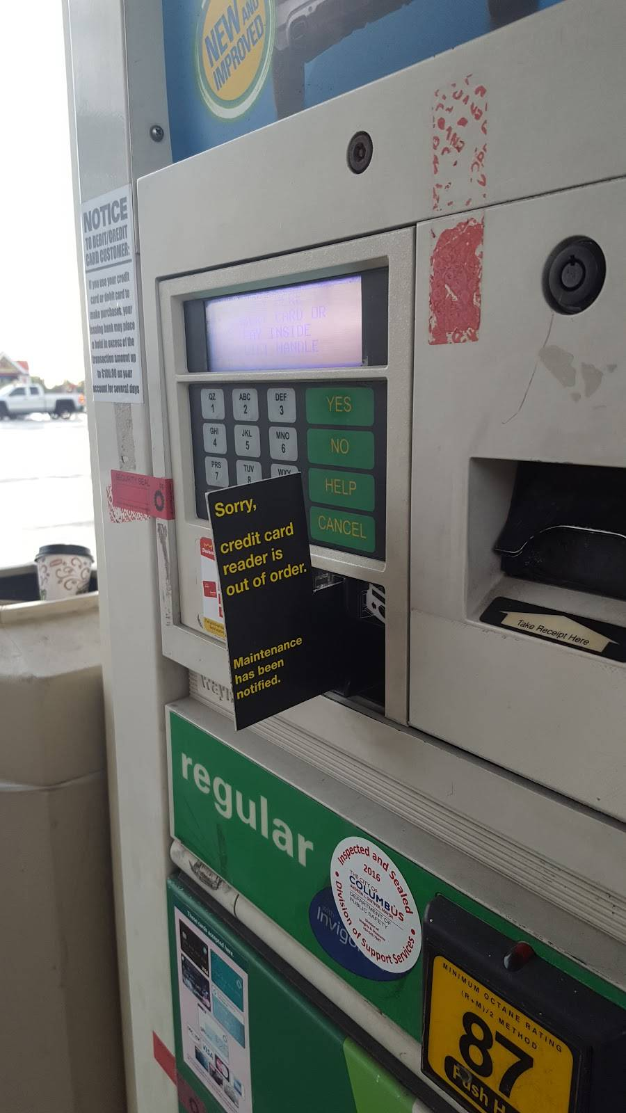 bp - gas station  | Photo 2 of 2 | Address: 925 Hilliard Rome Rd, Columbus, OH 43228, USA | Phone: (614) 851-9971