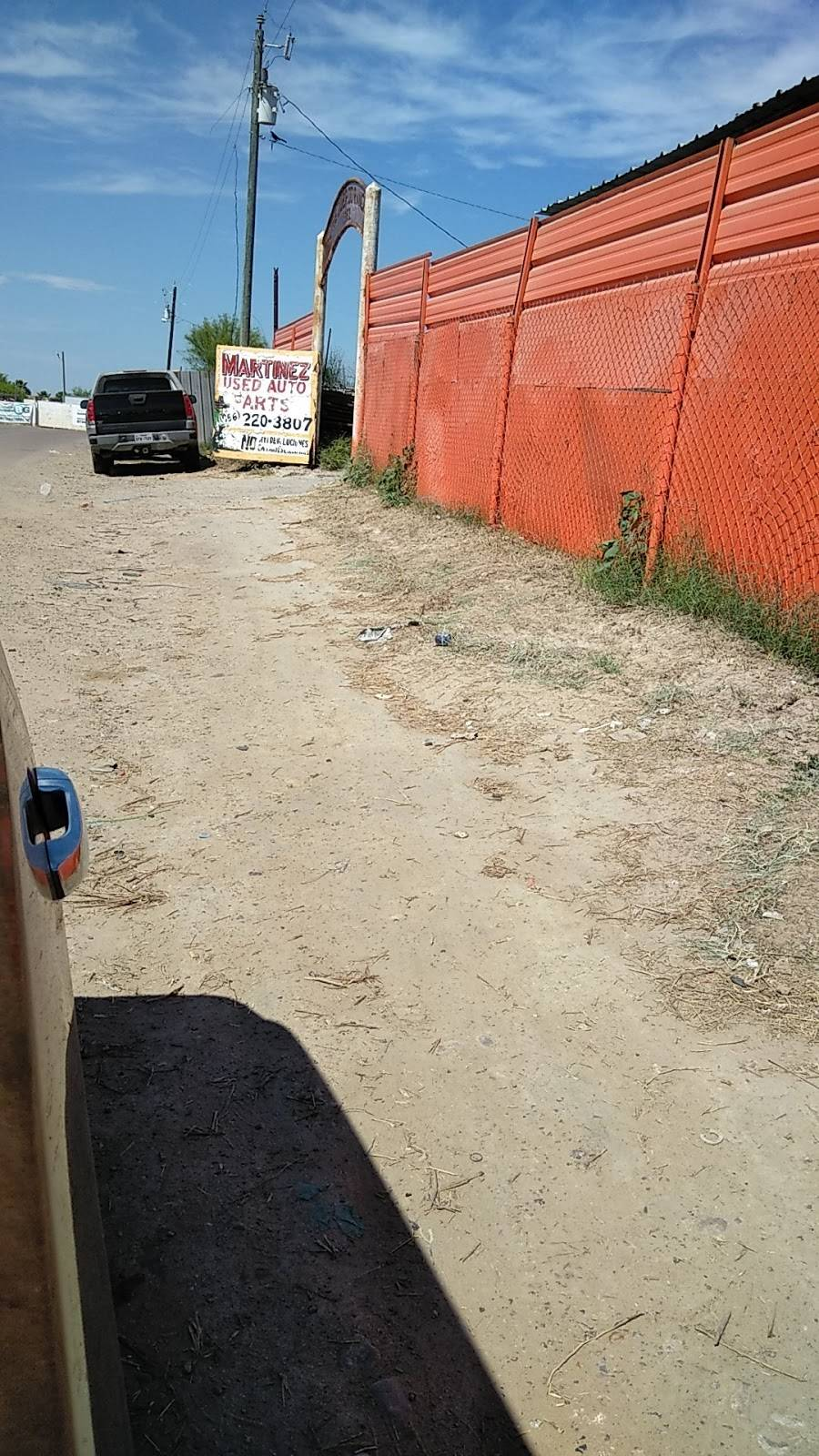Martinez Used Auto Parts - car repair  | Photo 1 of 1 | Address: Riata Road, Laredo, TX 78043, USA | Phone: (956) 220-3807