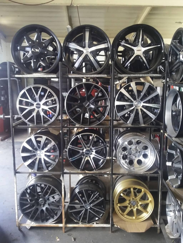 Prime Tire & Wheels - car repair  | Photo 3 of 10 | Address: 1325 S Center St, Stockton, CA 95206, USA | Phone: (209) 464-8473