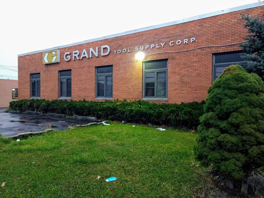 Grand Tool Supply - store  | Photo 1 of 3 | Address: 650 Huyler St, South Hackensack, NJ 07606, USA | Phone: (201) 288-4070