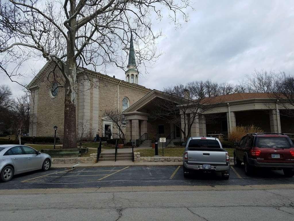 Old Mission United Methodist Church - church    Photo 3 of 7   Address: 5519 State Park Rd, Fairway, KS 66205, USA   Phone: (913) 262-1040