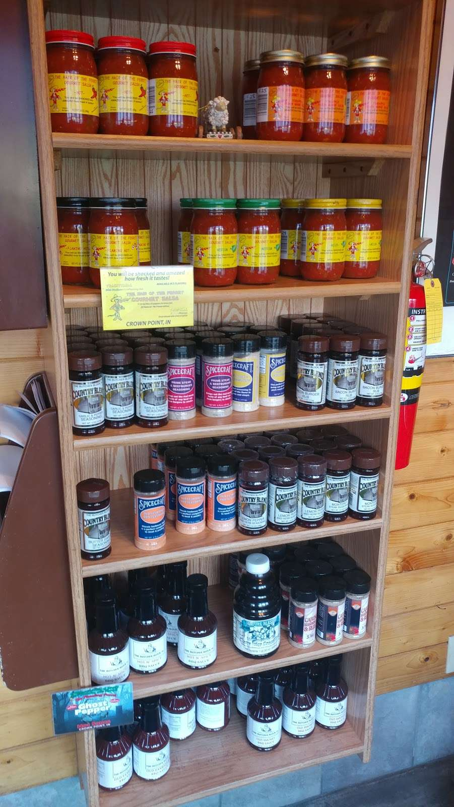 The Butcher Block Inc. - store  | Photo 3 of 10 | Address: 17918 Grant St, Lowell, IN 46356, USA | Phone: (219) 696-9111