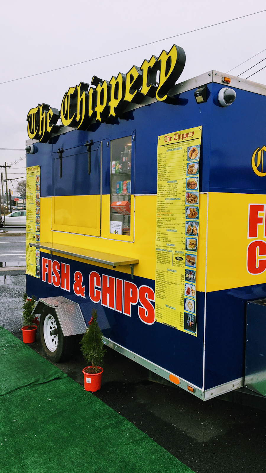 The Chippery - restaurant  | Photo 4 of 8 | Address: 156 Broadway, Jersey City, NJ 07306, USA | Phone: (201) 893-4424