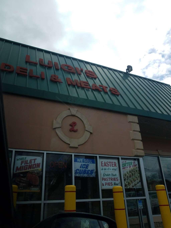 Luigi Deli Meat Market - restaurant  | Photo 10 of 10 | Address: 424 Dover Rd, Toms River, NJ 08757, USA | Phone: (732) 341-0630