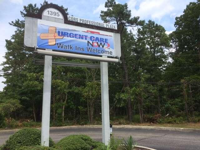 Urgent Care Now - Little Egg Harbor - doctor    Photo 8 of 10   Address: 1395 County Rd 539, Little Egg Harbor Township, NJ 08087, USA   Phone: (609) 978-0242