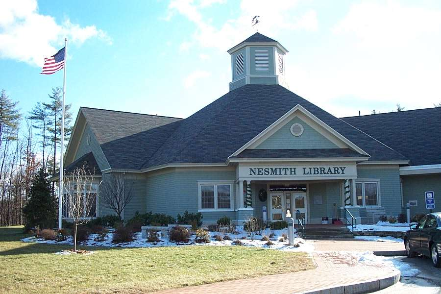 Nesmith Library - library  | Photo 1 of 10 | Address: 8 Fellows Rd, Windham, NH 03087, USA | Phone: (603) 432-7154