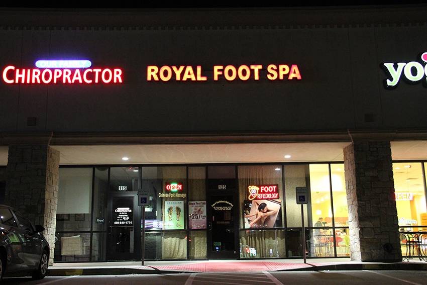 Royal Foot Spa - spa  | Photo 3 of 10 | Address: 1108 N Greenville Ave Suite 125, Allen, TX 75002, USA | Phone: (972) 649-4685