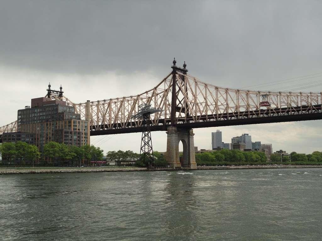 Roosevelt Island Tram Station - transit station  | Photo 4 of 10 | Address: Main St, Roosevelt Island, NY 10044, USA