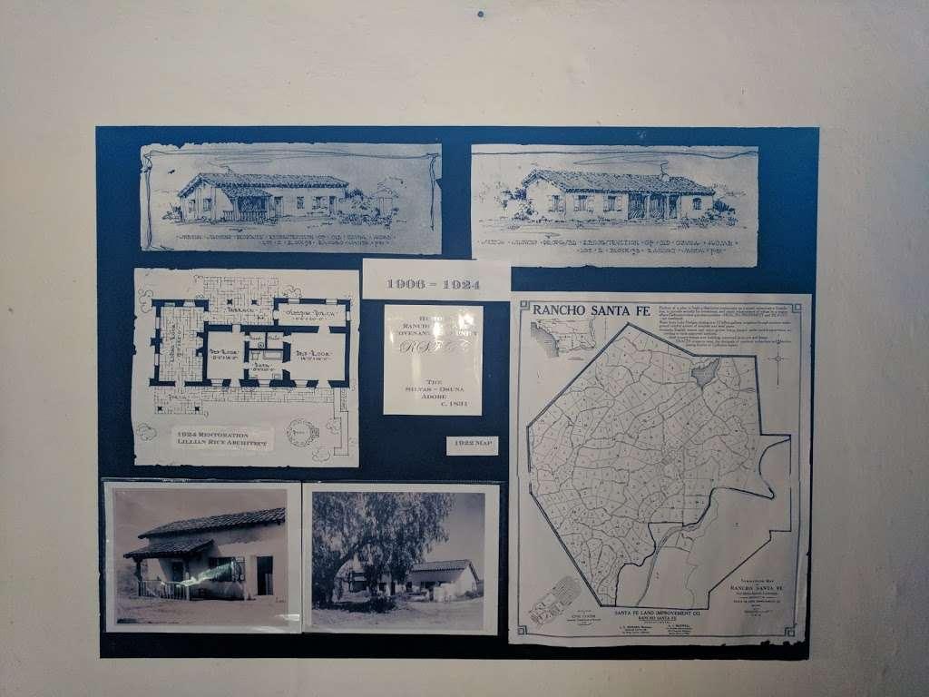 Osuna Adobe Ranch - museum  | Photo 7 of 10 | Address: 16332 Via De Santa Fe, Rancho Santa Fe, CA 92067, USA