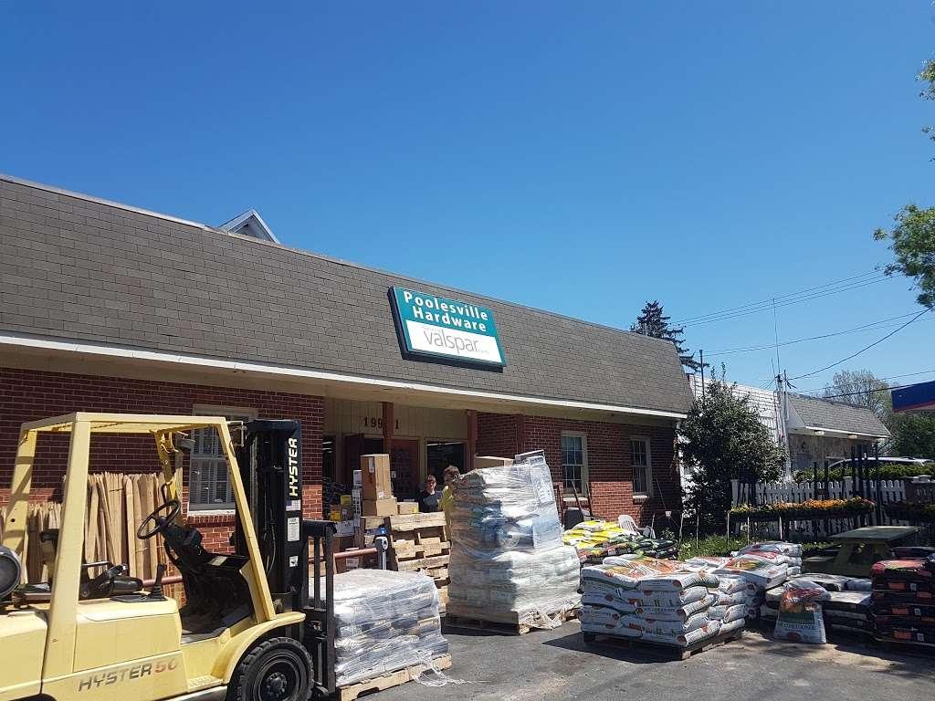 Poolesville Hardware - hardware store  | Photo 4 of 6 | Address: 19961 Fisher Ave, Poolesville, MD 20837, USA | Phone: (240) 551-5156