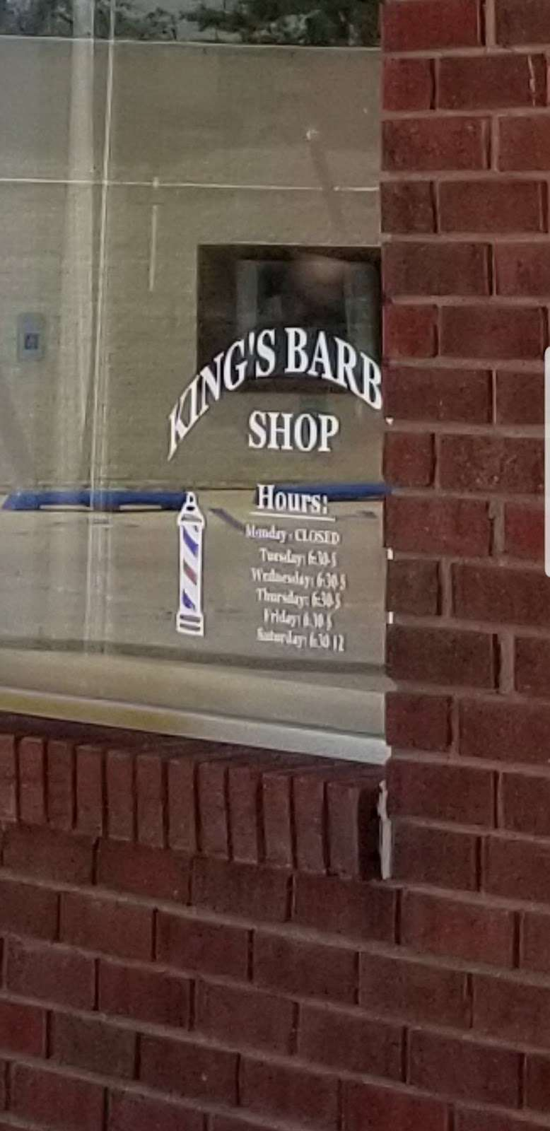Kings Barber Shop - hair care  | Photo 2 of 2 | Address: 399-301 E 3rd St, Cameron, MO 64429, USA | Phone: (816) 632-3732