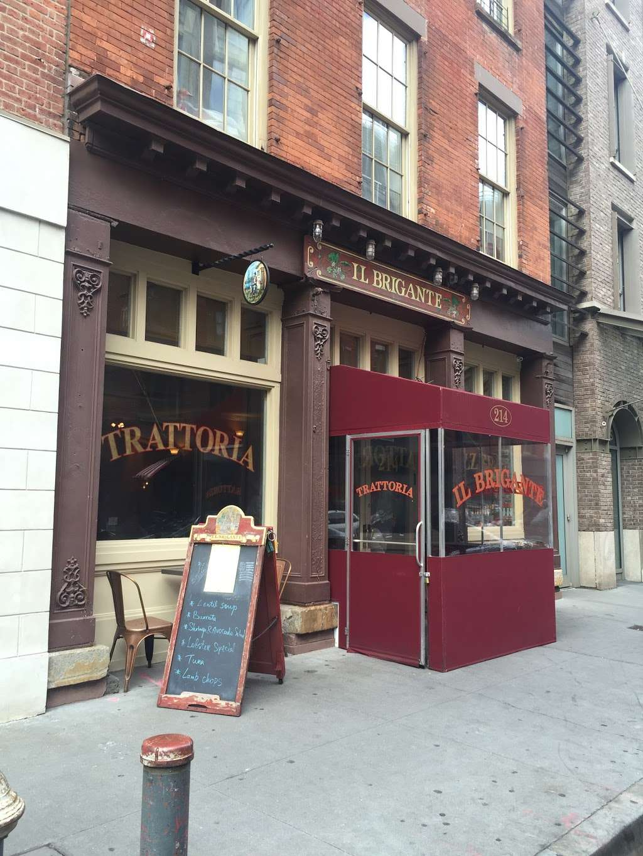 Il Brigante - restaurant  | Photo 3 of 10 | Address: 214 Front St, New York, NY 10038, USA | Phone: (212) 285-0222