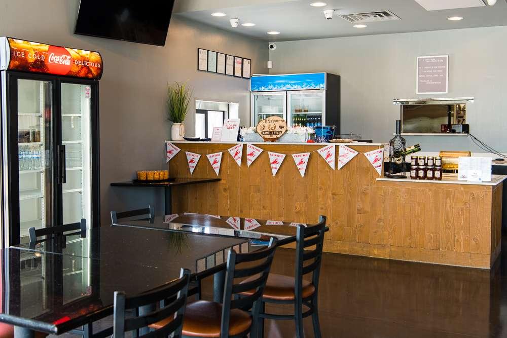 Crawfish House - restaurant    Photo 1 of 10   Address: 9990 Almeda Genoa Rd Suite 100, Houston, TX 77075, USA   Phone: (281) 715-0033