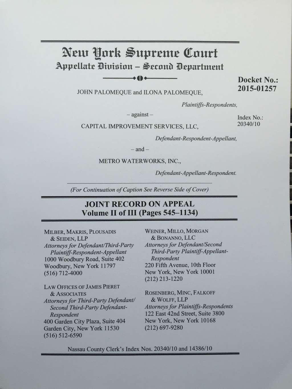 Jesse Minc Law Group - lawyer  | Photo 3 of 6 | Address: 930 Grand Concourse, 1 F, Bronx, NY 10451, USA | Phone: (718) 354-8000