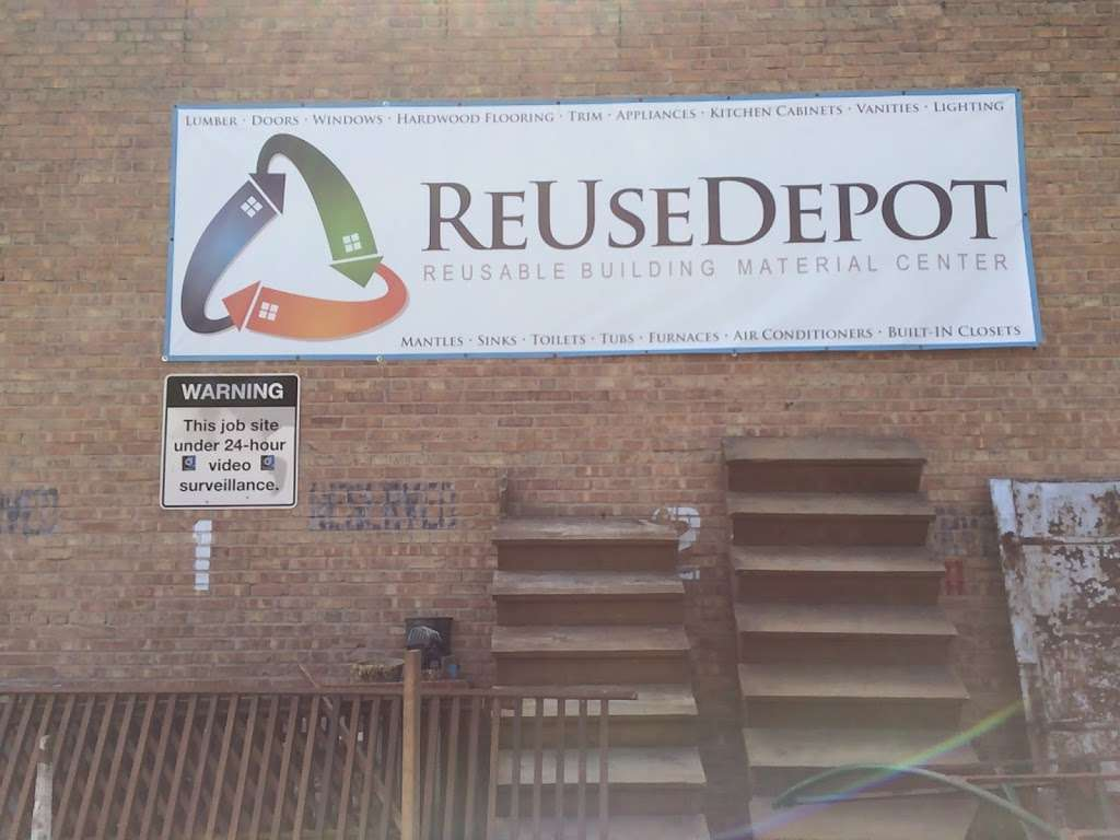 ReUse Depot - store  | Photo 1 of 10 | Address: 50 Madison St, Maywood, IL 60153, USA | Phone: (708) 223-0502