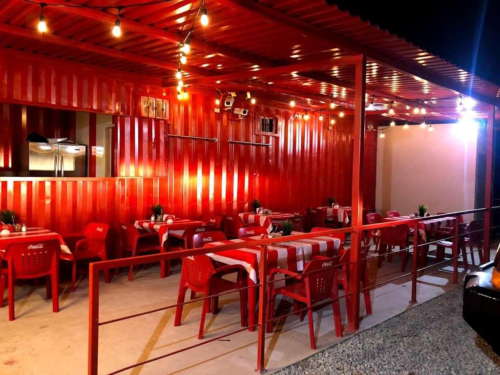 Ta'Karbon Taquería Otay - restaurant    Photo 1 of 10   Address: Avenida, Instituto Politécnico Nacional, Campos Deportivos, Garita de Otay, 22430 Tijuana, B.C., Mexico   Phone: 664 378 1281