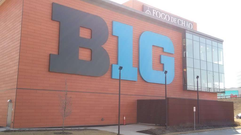 Big Ten Conference - museum  | Photo 4 of 10 | Address: 5440 Park Pl, Rosemont, IL 60018, USA | Phone: (847) 696-1010