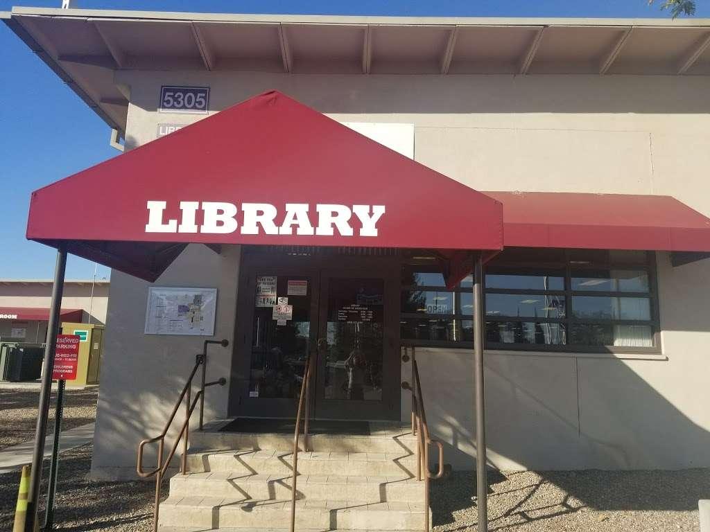 MCAS Miramar Library- USMC MCCS - library  | Photo 7 of 9 | Address: 5305 Miramar Way, San Diego, CA 92145, USA | Phone: (858) 577-1261