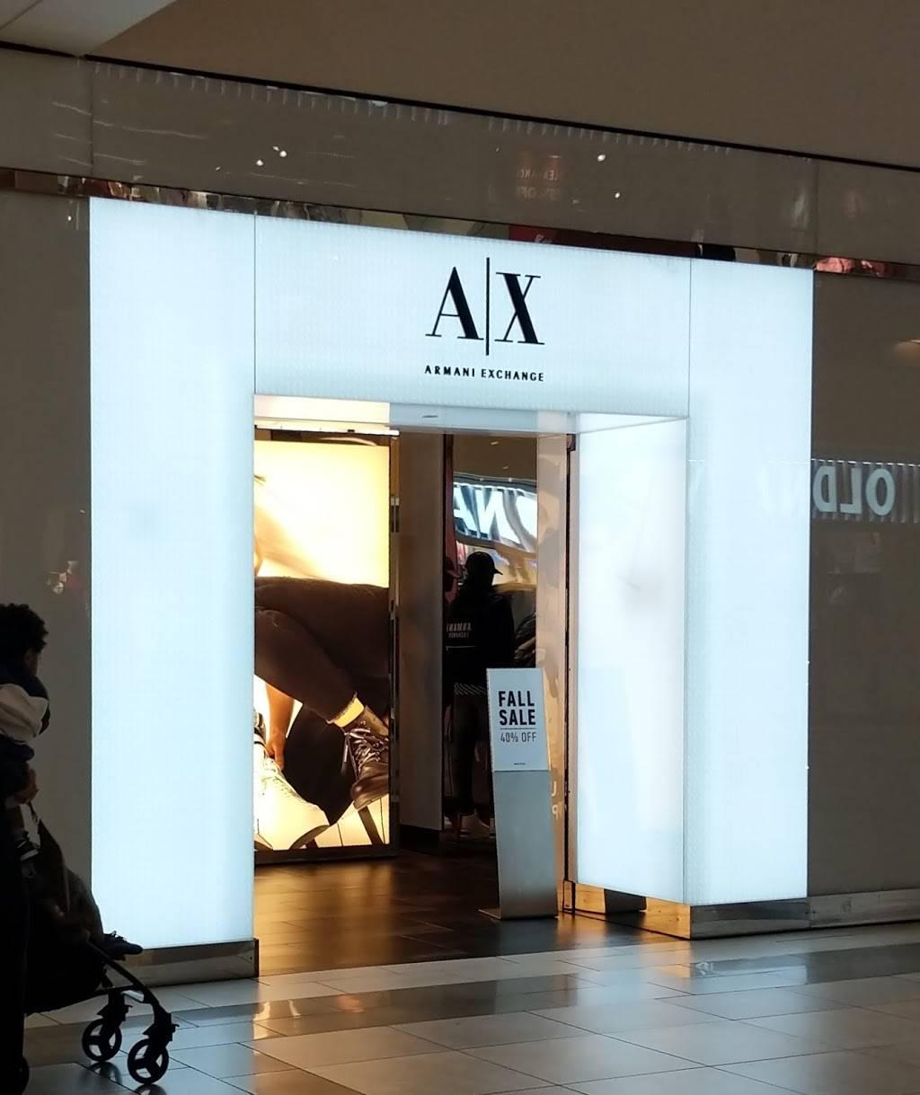 A|X Armani Exchange - clothing store  | Photo 3 of 7 | Address: 1400 Willowbrook Mall Space 1840, Wayne, NJ 07470, USA | Phone: (973) 237-0244