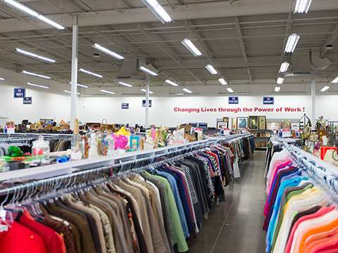 Goodwill Houston Select Stores - furniture store  | Photo 9 of 10 | Address: 7034 FM 1960 B, Humble, TX 77346, USA | Phone: (281) 359-5670