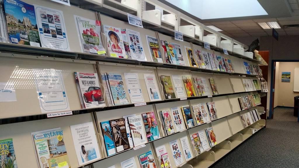 John Ed Keeter Public Library - library  | Photo 9 of 10 | Address: 355 W McLeroy Blvd, Saginaw, TX 76179, USA | Phone: (817) 230-0300