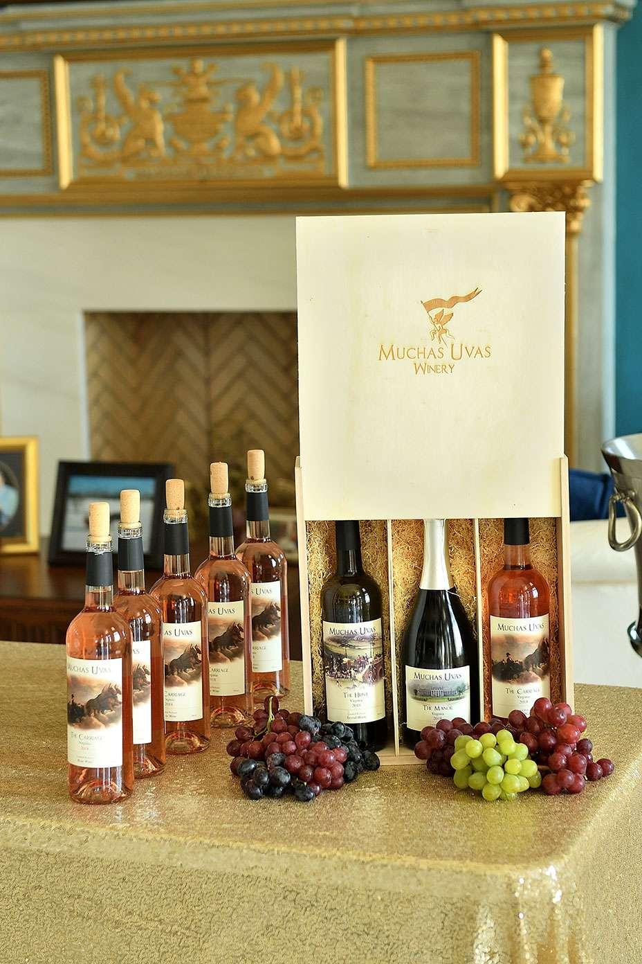 Muchas Uvas Winery - travel agency    Photo 7 of 10   Address: 116 High Meadow Manor LN, Flint Hill, VA 22627, USA   Phone: (202) 258-7095
