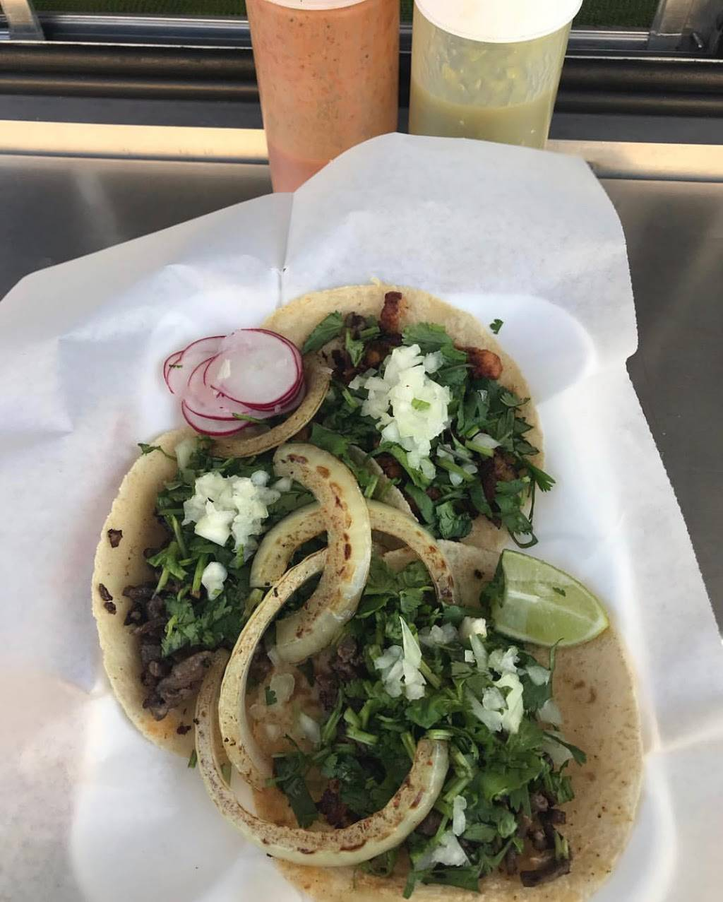 El Taco Feliz (Taco Truck) - restaurant  | Photo 1 of 10 | Address: 2601 S Saunders St, Raleigh, NC 27603, USA | Phone: (919) 418-8975