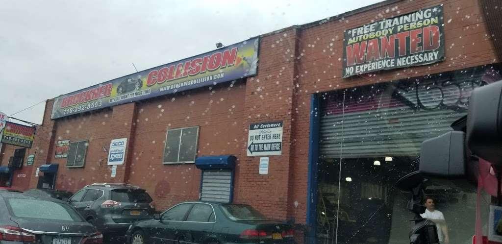 Bruckner Collision Experts - car repair  | Photo 1 of 1 | Address: 511 Bruckner Blvd, Bronx, NY 10455, USA | Phone: (718) 292-8553