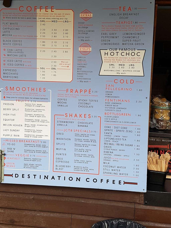 Reigate Hill Tea Room - cafe  | Photo 9 of 10 | Address: Car Park, Reigate Hill Park, Wray Ln, Reigate RH2 0HX, UK