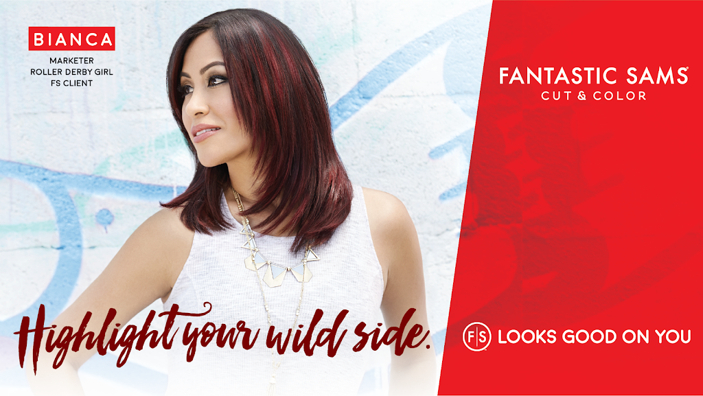 Fantastic Sams Cut & Color - hair care    Photo 6 of 7   Address: 833 S Ridge Rd, Minooka, IL 60447, USA   Phone: (815) 467-9130