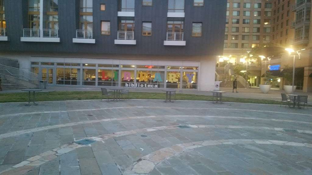 Hyattsville Branch Library, PGCMLS - library  | Photo 10 of 10 | Address: 6502 America Blvd, Hyattsville, MD 20782, USA | Phone: (301) 985-4690