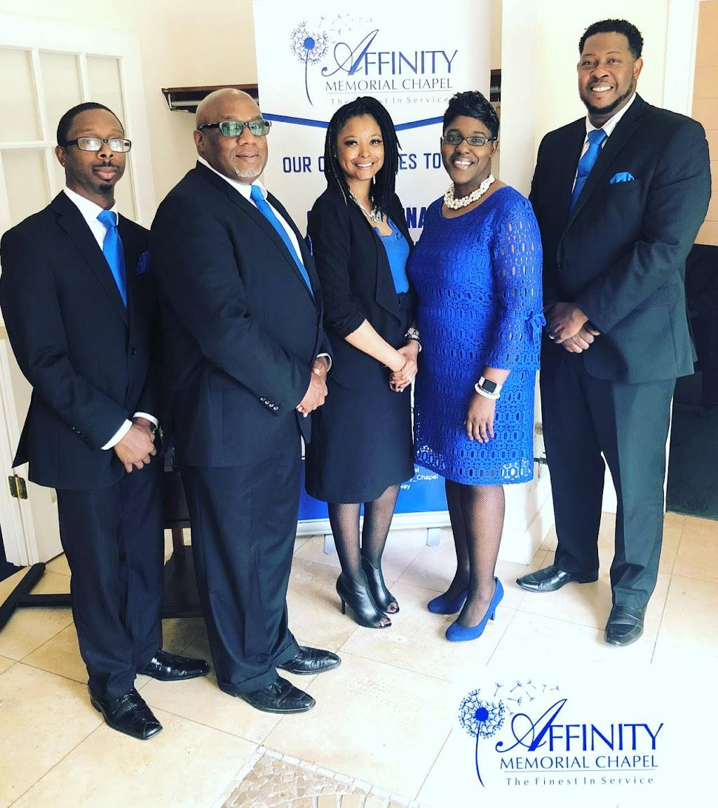 Affinity Memorial Chapel - funeral home  | Photo 4 of 5 | Address: 1166 Parsons Ave, Columbus, OH 43206, USA | Phone: (614) 427-1234