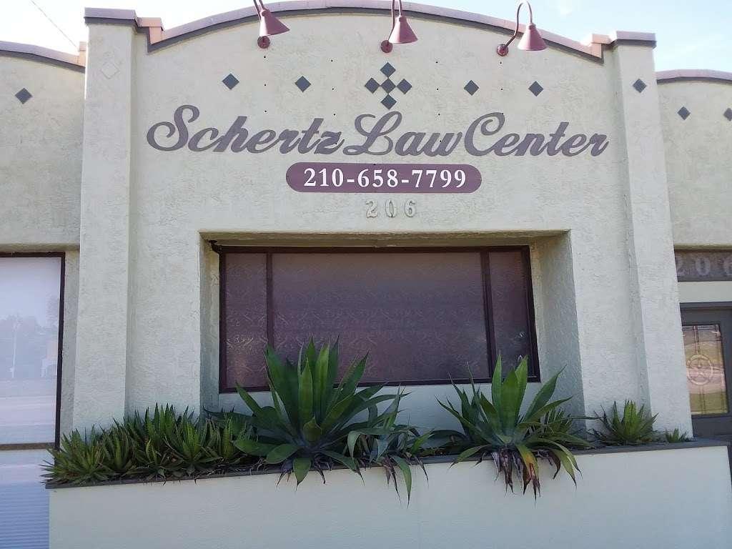 Schertz Law Center - lawyer    Photo 1 of 3   Address: 206 FM78, Schertz, TX 78154, USA   Phone: (210) 658-7799