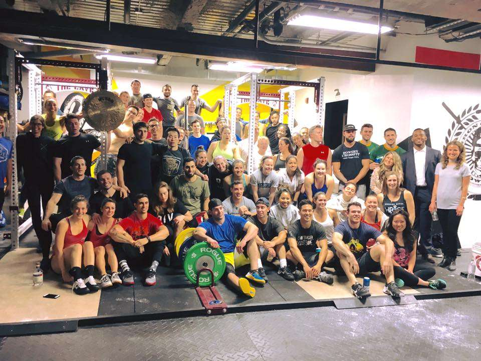 Bowery CrossFit - gym  | Photo 2 of 10 | Address: 285 Grand St, New York, NY 10002, USA | Phone: (516) 725-5032