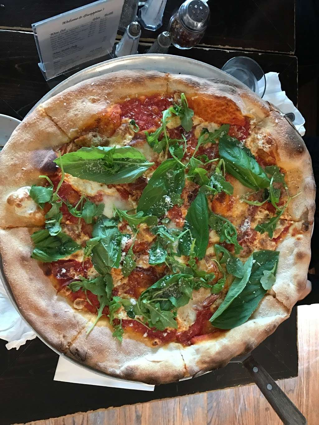 Giuseppinas Brick Oven Pizza - meal takeaway  | Photo 9 of 10 | Address: 691 6th Ave, Brooklyn, NY 11215, USA | Phone: (718) 499-5052