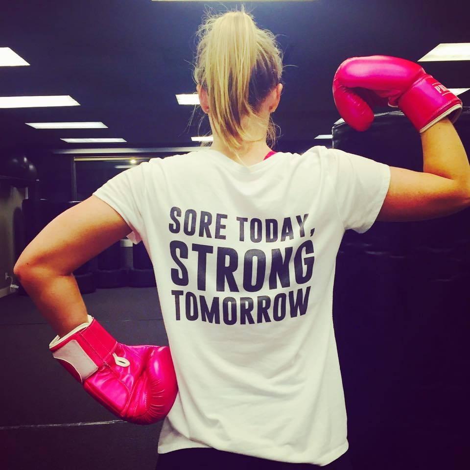 Fierce Fitness Kickboxing - gym  | Photo 9 of 10 | Address: 7800 SW Durham Rd STE 300, Portland, OR 97224, USA | Phone: (503) 245-9500