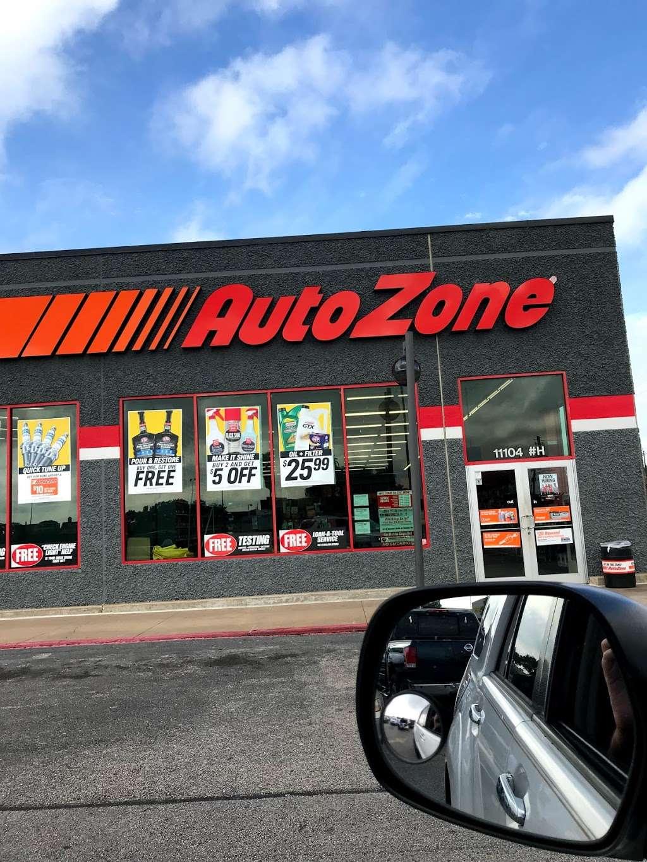 AutoZone Auto Parts - car repair  | Photo 3 of 10 | Address: 11104 Fondren Rd, Houston, TX 77096, USA | Phone: (713) 541-0495