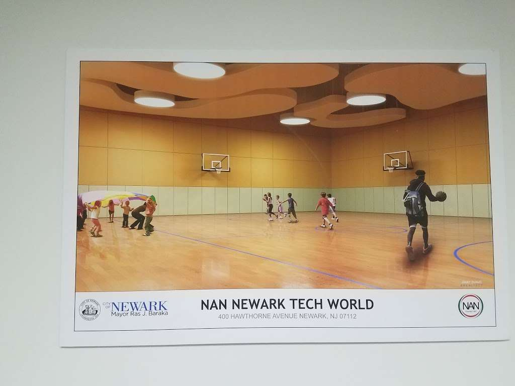 NAN Newark Tech - school  | Photo 2 of 3 | Address: 400 Hawthorne Ave, Newark, NJ 07112, USA