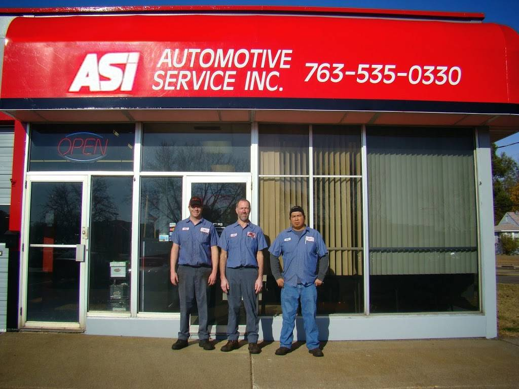 Auto Services Inc. - car repair    Photo 5 of 5   Address: 5701 W Broadway Ave, Minneapolis, MN 55428, USA   Phone: (763) 535-0330