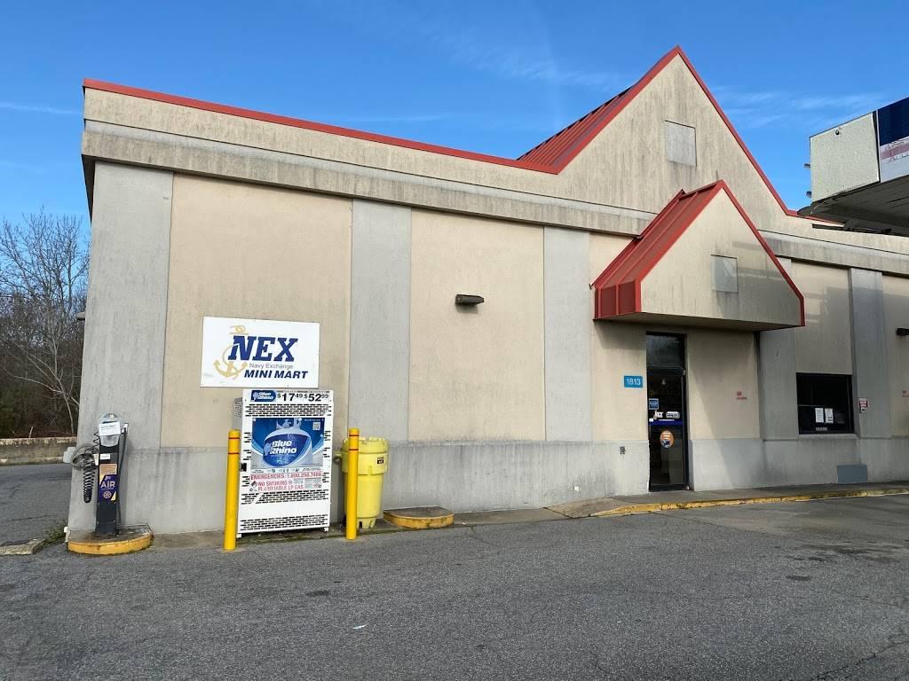 Dam Neck Annex Gas - gas station  | Photo 2 of 2 | Address: 1813 Terrier Ave #575, Virginia Beach, VA 23461, USA | Phone: (757) 492-7794