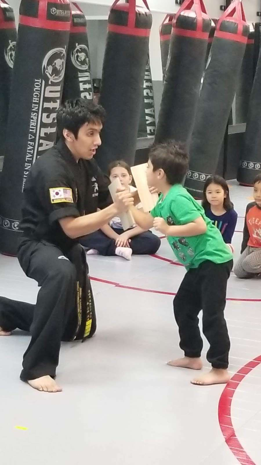 Family Fitness Karate & Kickboxing - Downtown Jersey City - health  | Photo 4 of 4 | Address: 263 Monmouth St, Jersey City, NJ 07302, USA | Phone: (201) 706-2201