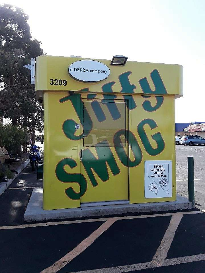 Jiffy Smog, a DEKRA company - car repair  | Photo 5 of 6 | Address: 3209 N Rainbow Blvd, Las Vegas, NV 89108, USA | Phone: (702) 307-2240